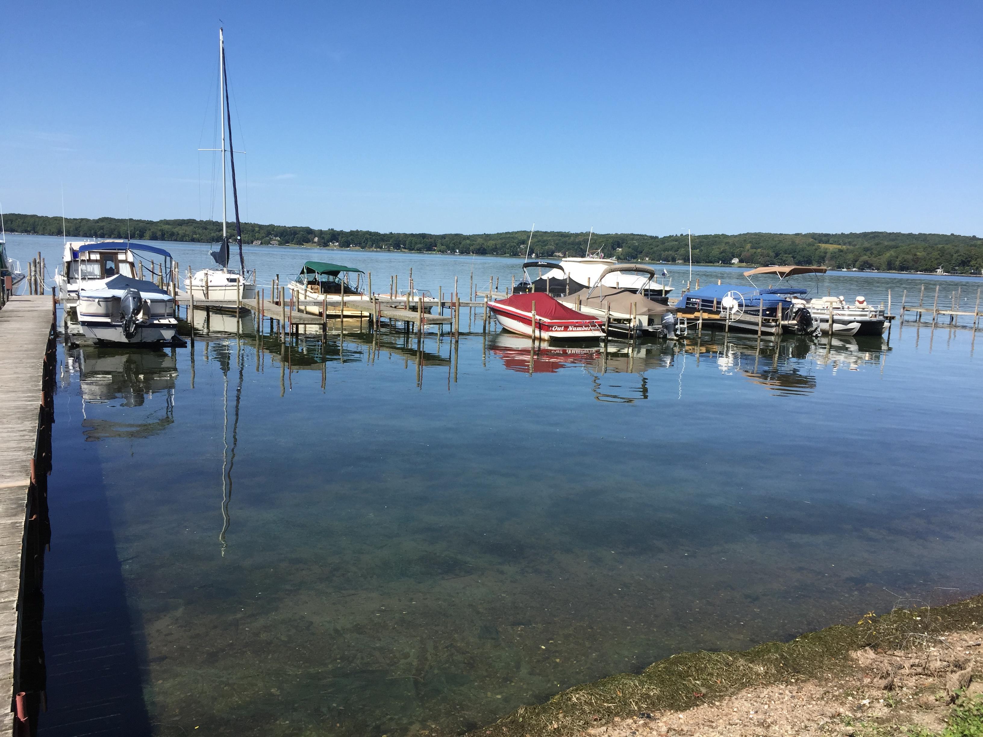 Bemus Point Boats