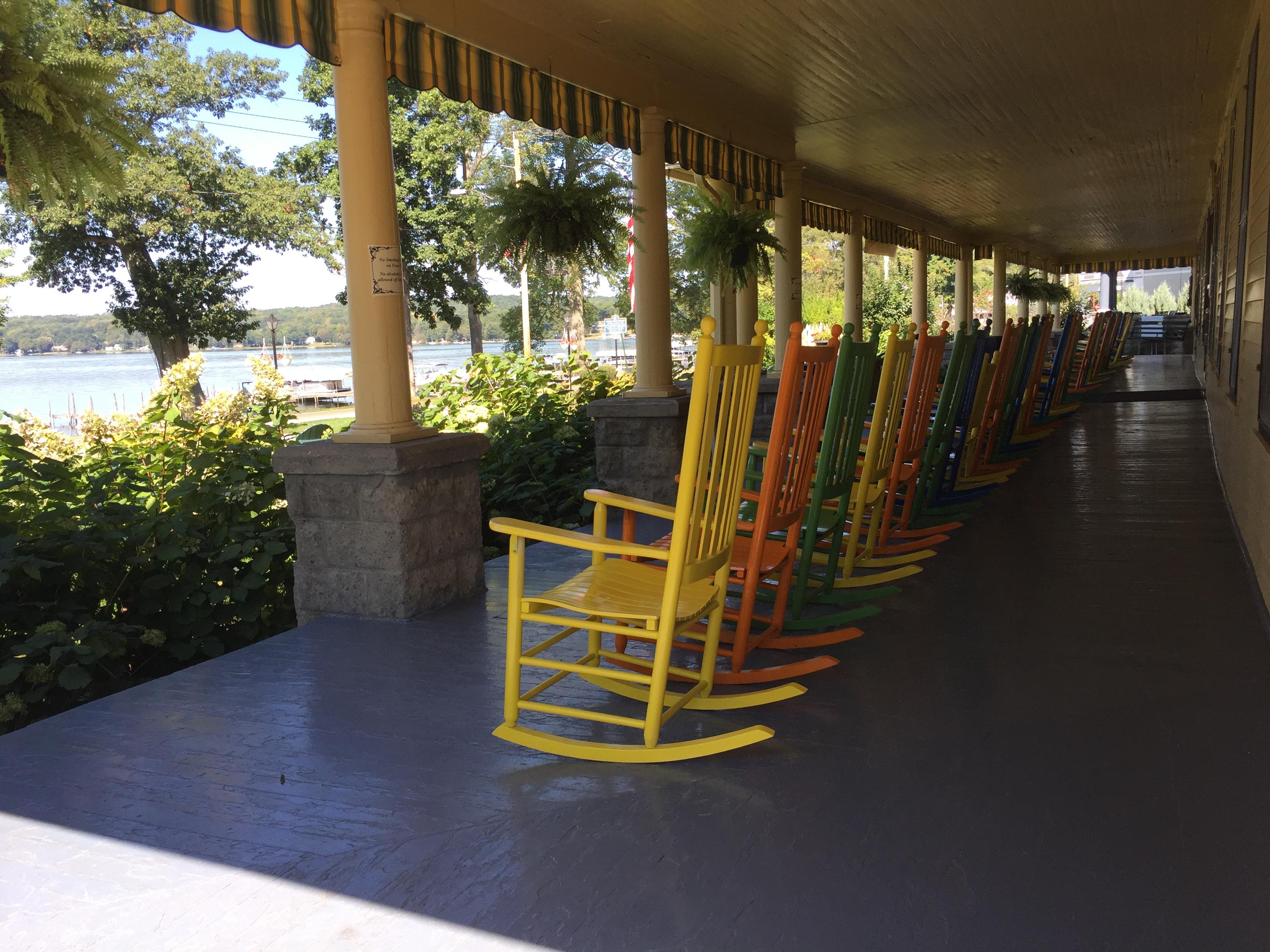 Lenhart Hotel on Lake Chautauqua