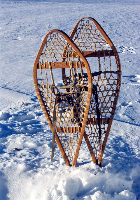 Western New York Snowshoes