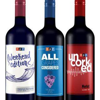 bottles of wine from NPR Wine Club