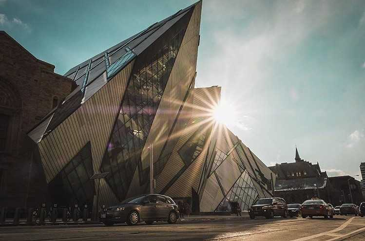 The ROM, Royal Ontario Museum