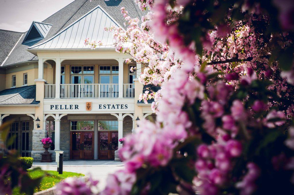 Pellar Estates winery